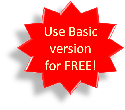 Use Freedom/Pre-Compiler Basic version for FREE!